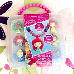 Disney Princess Necklace Activity Kit